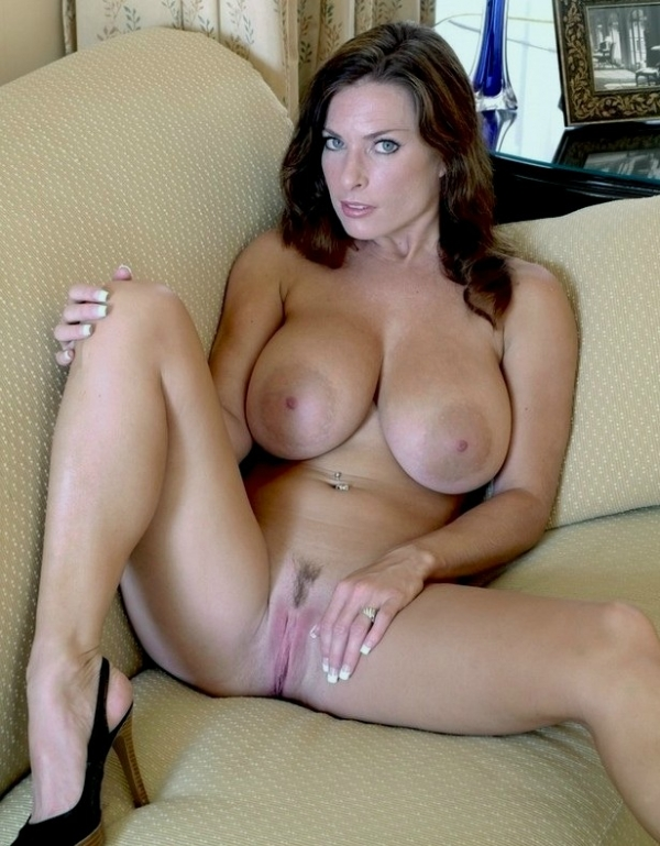 On The Couch | Hot MILF