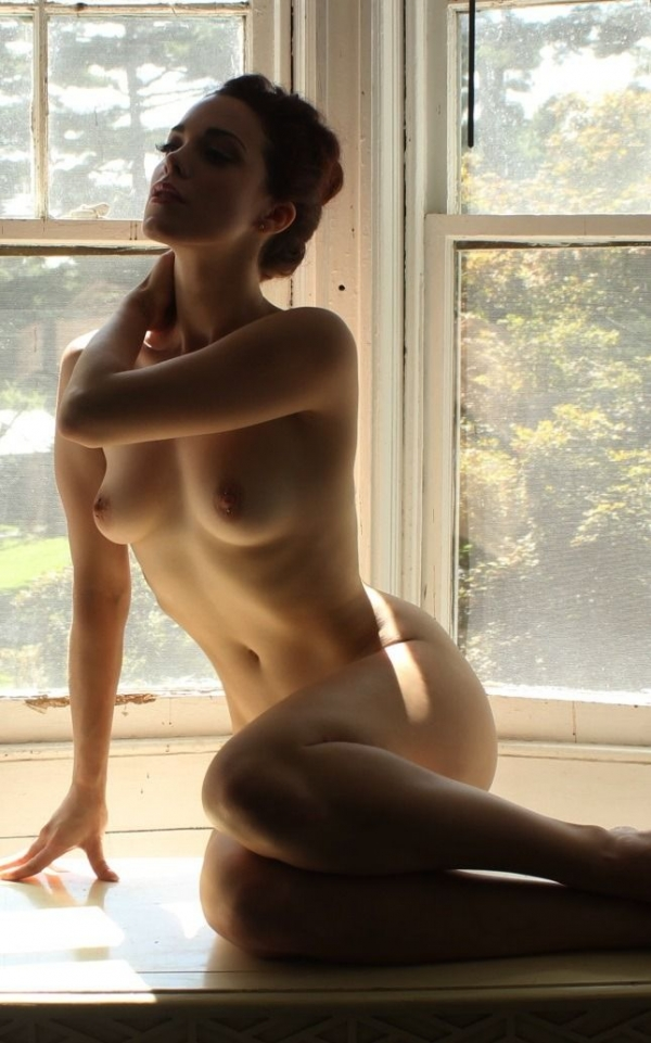 Красивые девушки фото арт ню