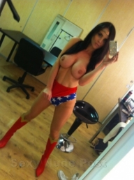 Wonder Woman! | Sexy Nude Post - Selfshot