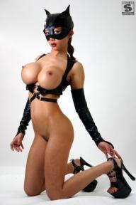 Cat Woman got boobs - Jerkok