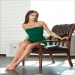 Tessa in green - nude photo gallery - HotFModels