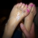 Jizz on Feet » Foot Blog